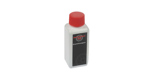 BrakeForceOne vand til H20 Rengøring & vedligehold 100 ml, 20% Glysantin sort